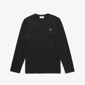 <ラコステ>クルーネックロングTシャツ