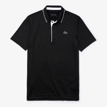<ラコステ>ウルトラドライ仕様ゴルフポロシャツ