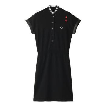<フレッドペリー>KNITTED DRESS