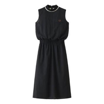 <フレッドペリー>SLEEVELESS DRESS