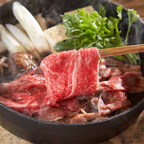 【食べて応援!!】<米澤佐藤畜産>米沢牛すき焼用