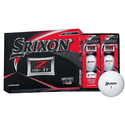 <スリクソン>ゴルフボールスリクソンZ-STARXV 3打パック