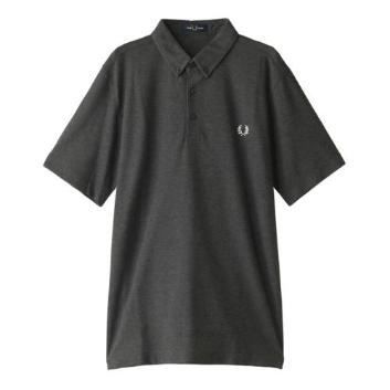 <フレッドペリー>BUTTON DOWN POLO SHIRT