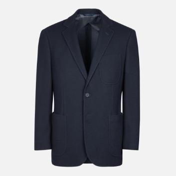 <ブルックス ブラザーズ>ウール/コットン ジャージー 2釦スーパーソフトジャケット Regent