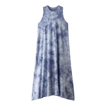 <スリードッツ>Water color tank dress