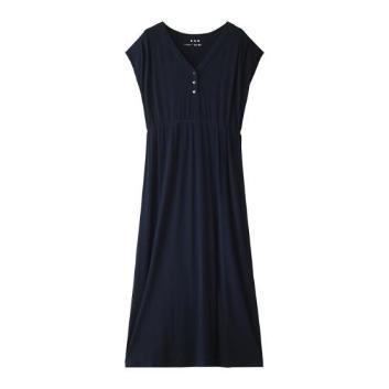 <スリードッツ>【トラベルライン】 long dress