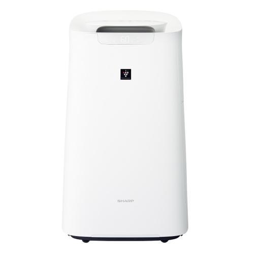 <シャープ>加湿空気清浄機 KI-NS70-W