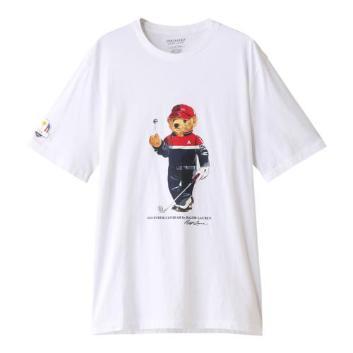 <ラルフ ローレン>ポロゴルフ メンズ ポロベアTシャツ