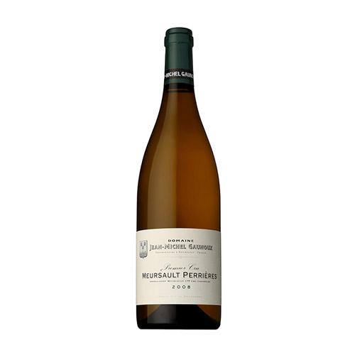 <ドメーヌ ジャン ミシェル ゴヌー>ムルソー ペリエール【2008】(白ワイン)