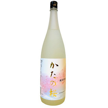 純米吟醸 かたの桜