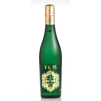 <北雪>純米大吟醸YK35
