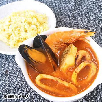 【食べて応援!!】海の幸のブイヤベース