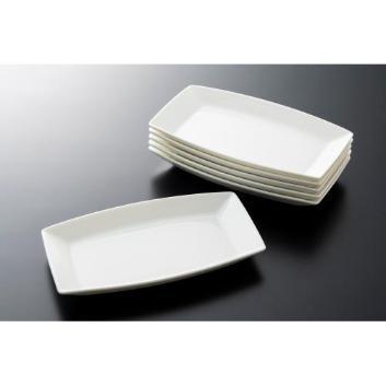 <ANA機内サービス用品>NARUMI/前菜皿 6枚セット