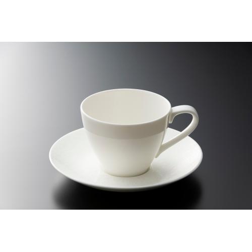 <ANA機内サービス用品>NARUMI/コーヒーカップ&ソーサー(和紙柄) 6客セット