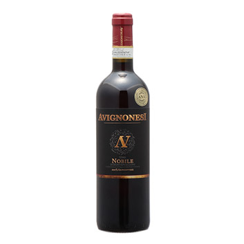 <アヴィニョネージ>アヴィニョネージ・ヴィーノ・ノビレ・ディ・モンテプルチャーノ【2015】(赤ワイン)