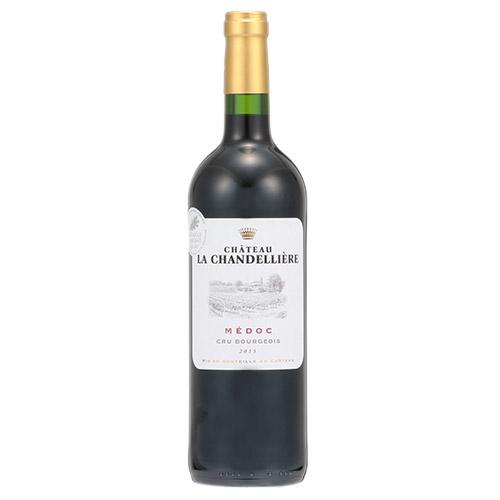 シャトー・ラ・シャンドリエール【2015】(赤ワイン)