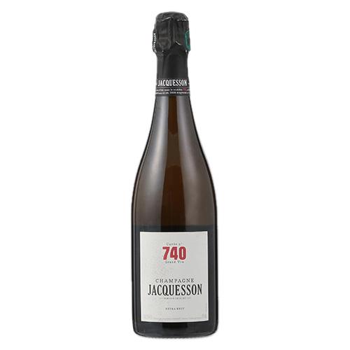 <ジャクソン>シャンパーニュ キュヴェ N°740 【NV】(白シャンパン)