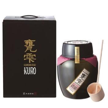 <甕雫> KURO 20度 1800ml