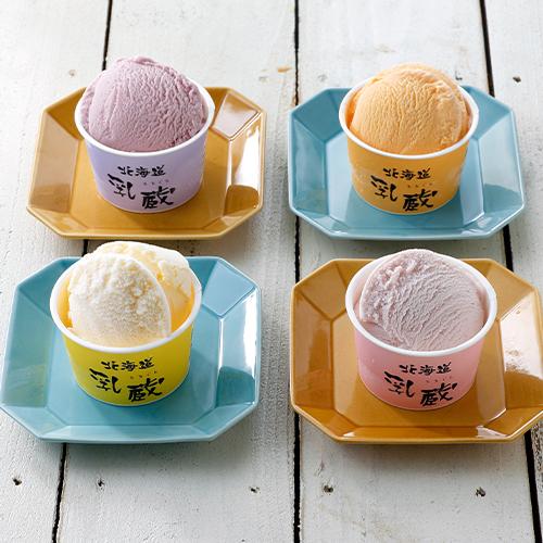【母の日】乳蔵北海道アイスクリームセット