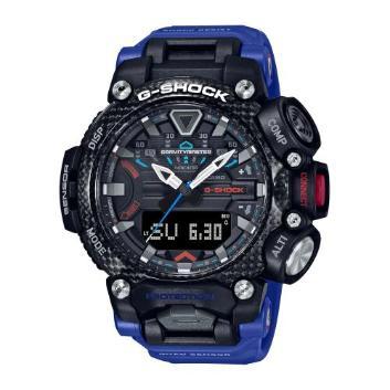 <カシオ>G-SHOCK GRAVITYMASTER Bluetooth搭載 GR-B200-1A2JF