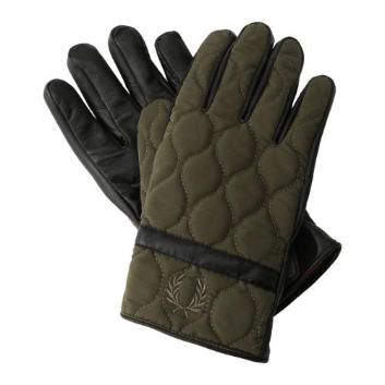 <フレッドペリー>QUILTED GLOVES