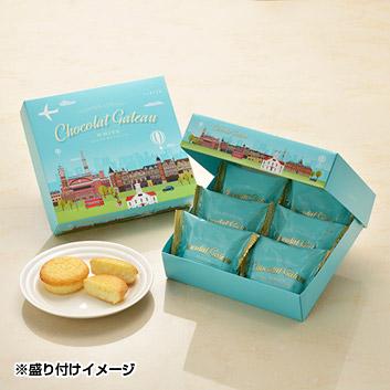 <ISHIYA>ショコラガトー(ホワイト)6個入×3