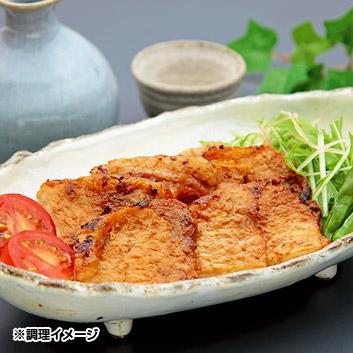 <霧島高原ロイヤルポーク>黒豚みそステーキ(木箱入)