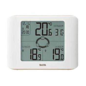 <タニタ>コンディションセンサー(無線温湿度計)TC400
