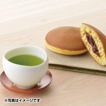 【母の日】ブリザ&新茶・どら焼きセット