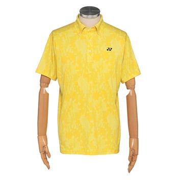 <ヨネックス>メンズ ゴルフ ボタンダウンシャツ(GWS1153)