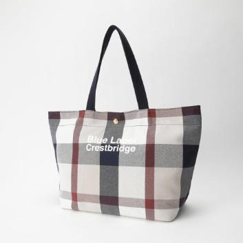 <ブルーレーベル・クレストブリッジ>クレストブリッジキャンバスライトトートバッグ