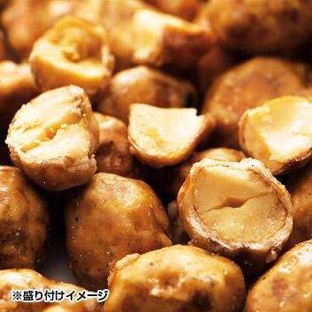 【食べて応援!!】メープルシーソルトローストピーナッツ