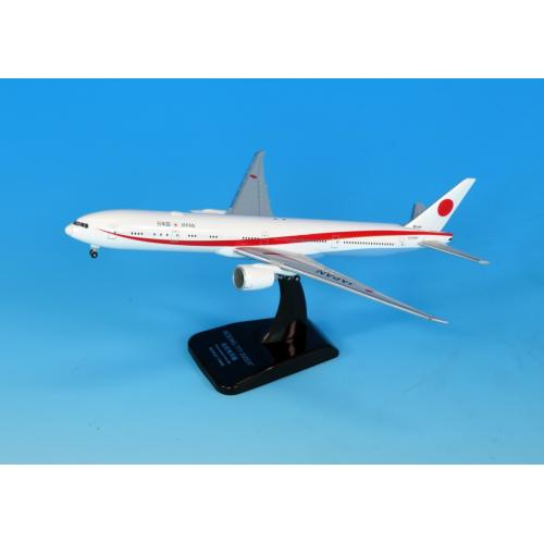 <ANAオリジナル>JG40102 1:400 BOEING 777-300ER 80-1112 政府専用機 ダイキャストモデル(WiFiレドーム・ギアつき )