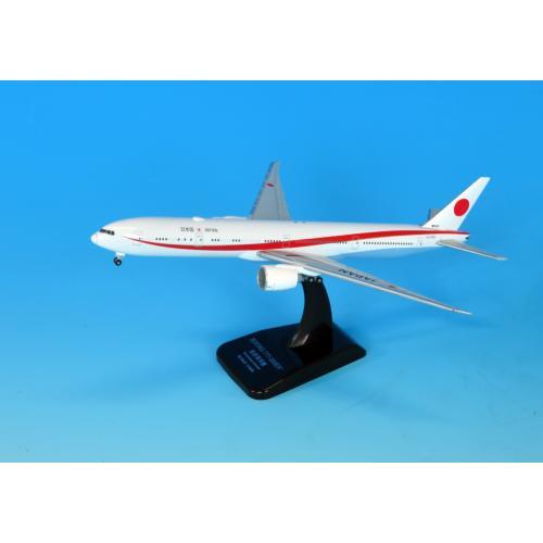 <ANAオリジナル>JG40104 1:400 BOEING 777-300ER 80-1111 政府専用機 ダイキャストモデル(WiFiレドーム・ギアつき )