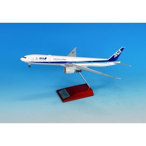 <ANAオリジナル>NH20167 1:200 777-300ER JA795Aスナップフィットモデル(WiFiレドーム・ギアつき)