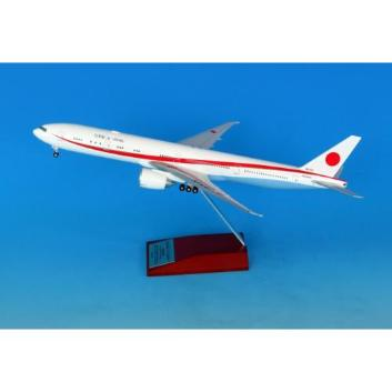 <ANAオリジナル>JG20171 1:200 BOEING 777-300ER 80-1112政府専用機 スナップフィットモデル(WiFiレドーム・ギアつき)
