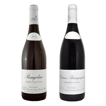 <ルロワ> 赤ワイン2本セット