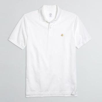 <ブルックス ブラザーズ>GF スーピマコットン ストレッチピケ パフォーマンス ポロシャツ Slim Fit