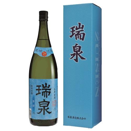 <瑞泉>青龍3年古酒30度1800ml(泡盛)