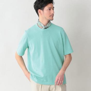 <ポールスチュアート>トラベラーリネンTシャツ