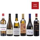 2019年度機内ワイン ファーストクラス赤白6本セット