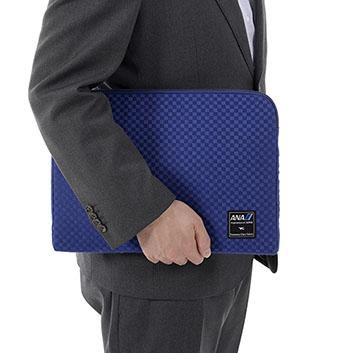 <ANAオリジナル>Economy Class Fabric PCケース