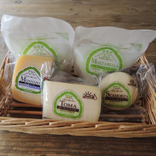 <白糠酪恵舎>北海道チーズセット