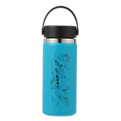 <ANAオリジナル>Nick Kuchar for ANA×Hydro Flask オリジナルボトル パシフィック