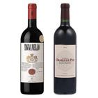 【送料無料】<A-styleソムリエ厳選>セラーで熟成させたい赤ワイン2本セット