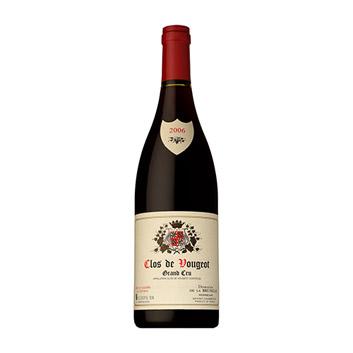 <ドメ-ヌ ド ラ ブリュネル>クロ ド ヴ-ジョ【2006】(赤ワイン)