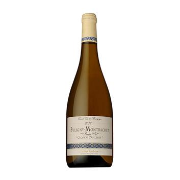 <ドメ-ヌ ジャン シャルトロン>ピュリニ- モンラッシェ クロ デュ カイユレ【2018】(白ワイン)