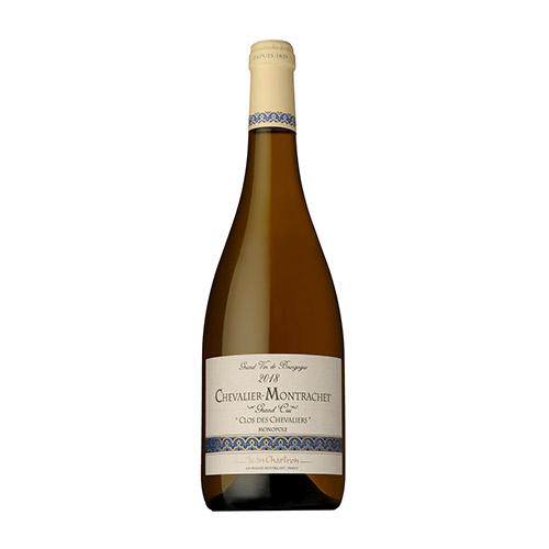 <ドメ-ヌ ジャン シャルトロン>シュヴァリエ モンラッシェ クロ デ シュヴァリエ【2018】(白ワイン)