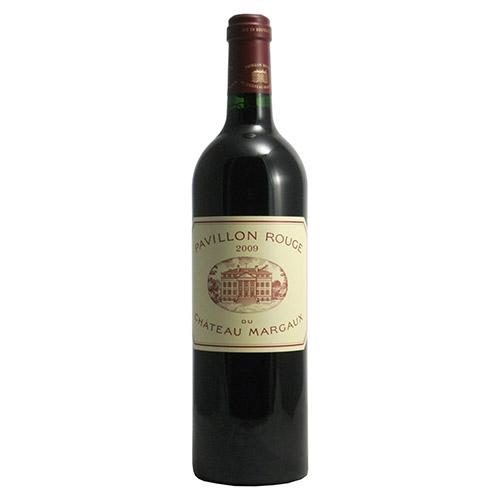 <シャト- マルゴ->パヴィヨン ル-ジュ デュ シャト- マルゴ-【2009】(赤ワイン)