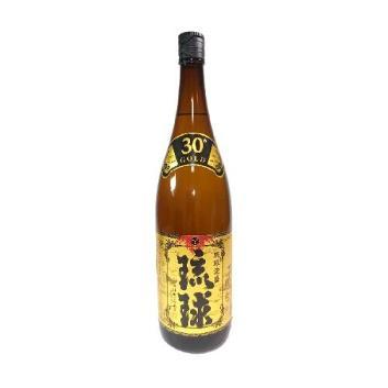 <琉球>GOLD 30度 1800ml